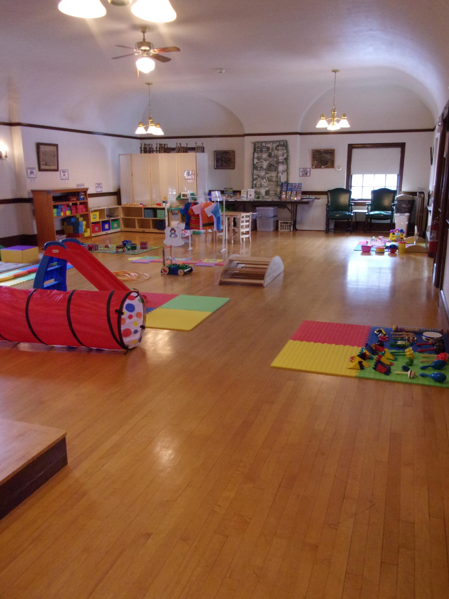 Family Place Workshop Space