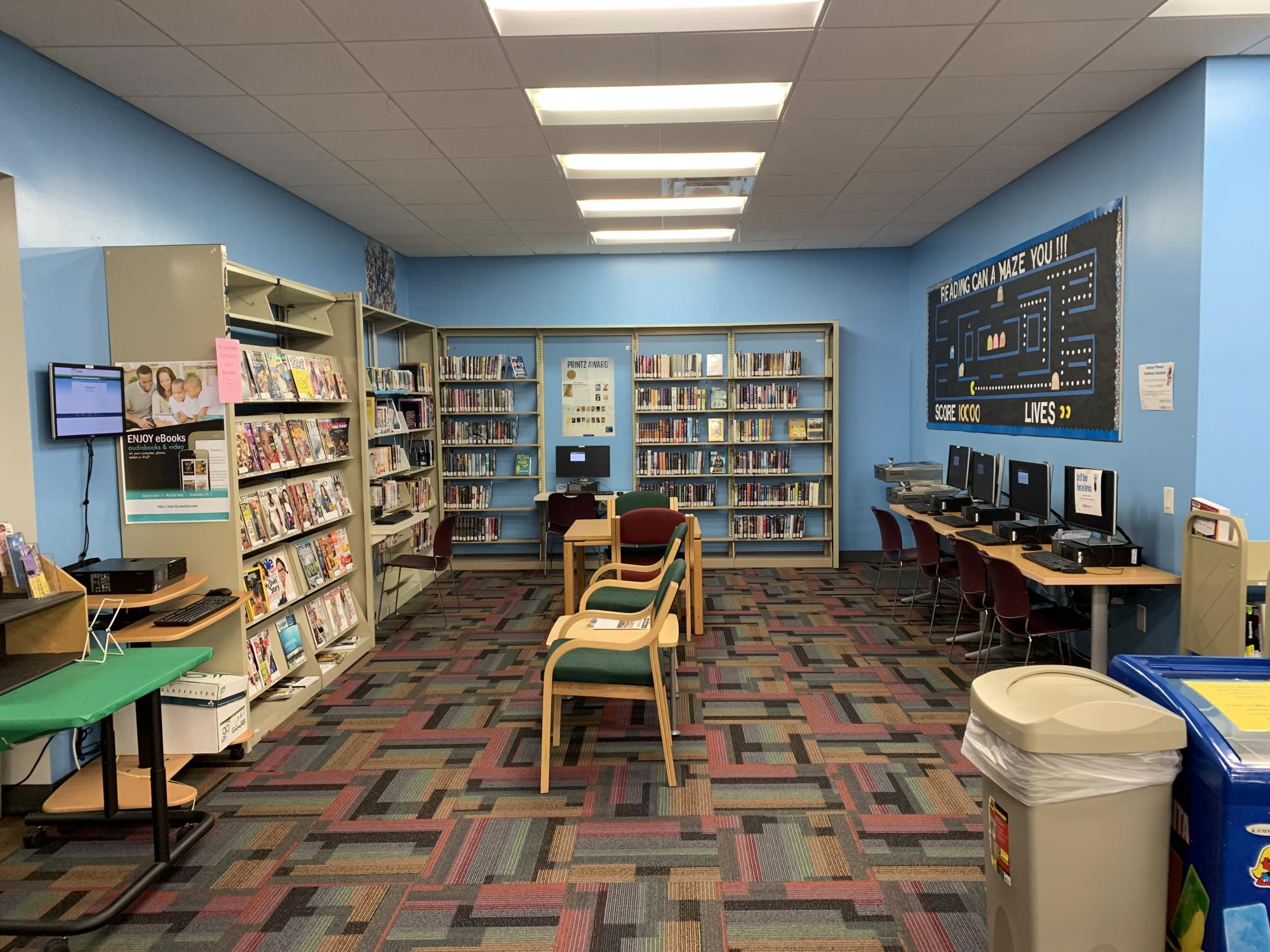 The space prior to changes