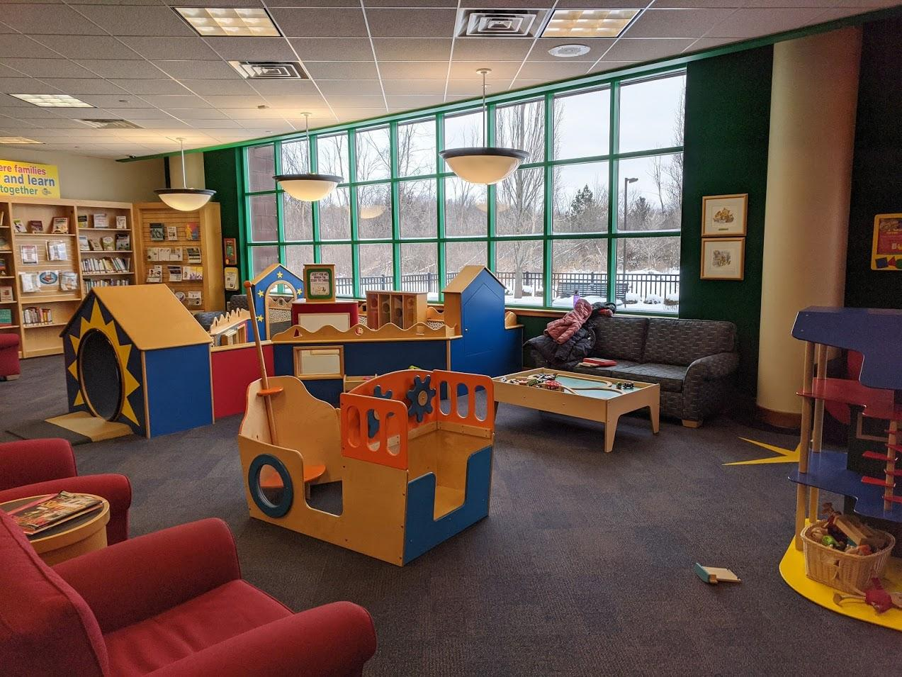 Early Literacy Space