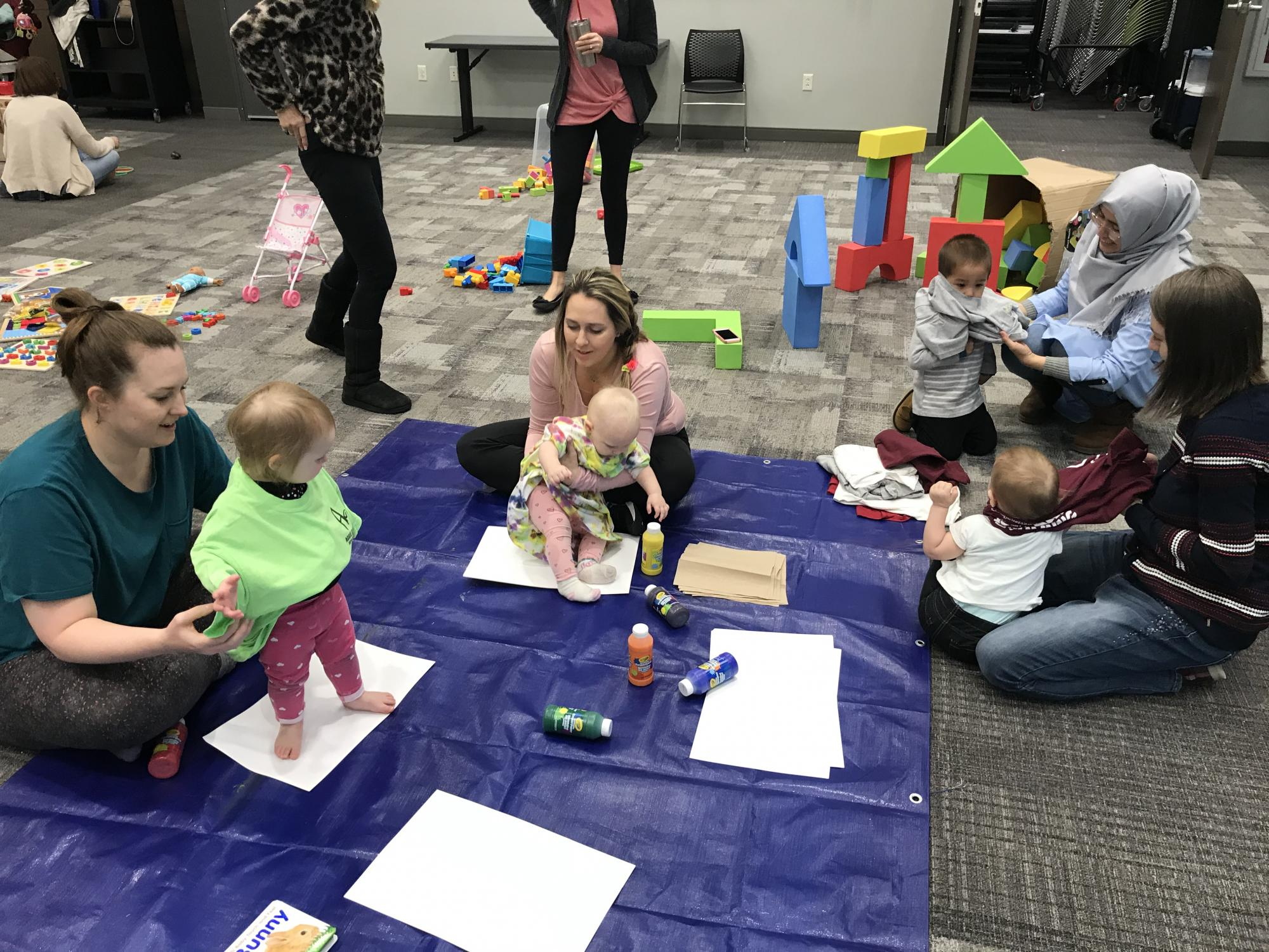 Family Parent Workshop Play2Learn