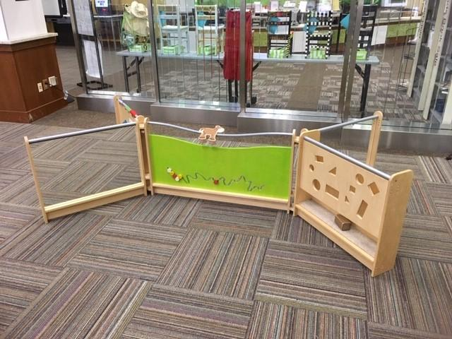 Grand Prairie Family Place Baby and Toddler Area