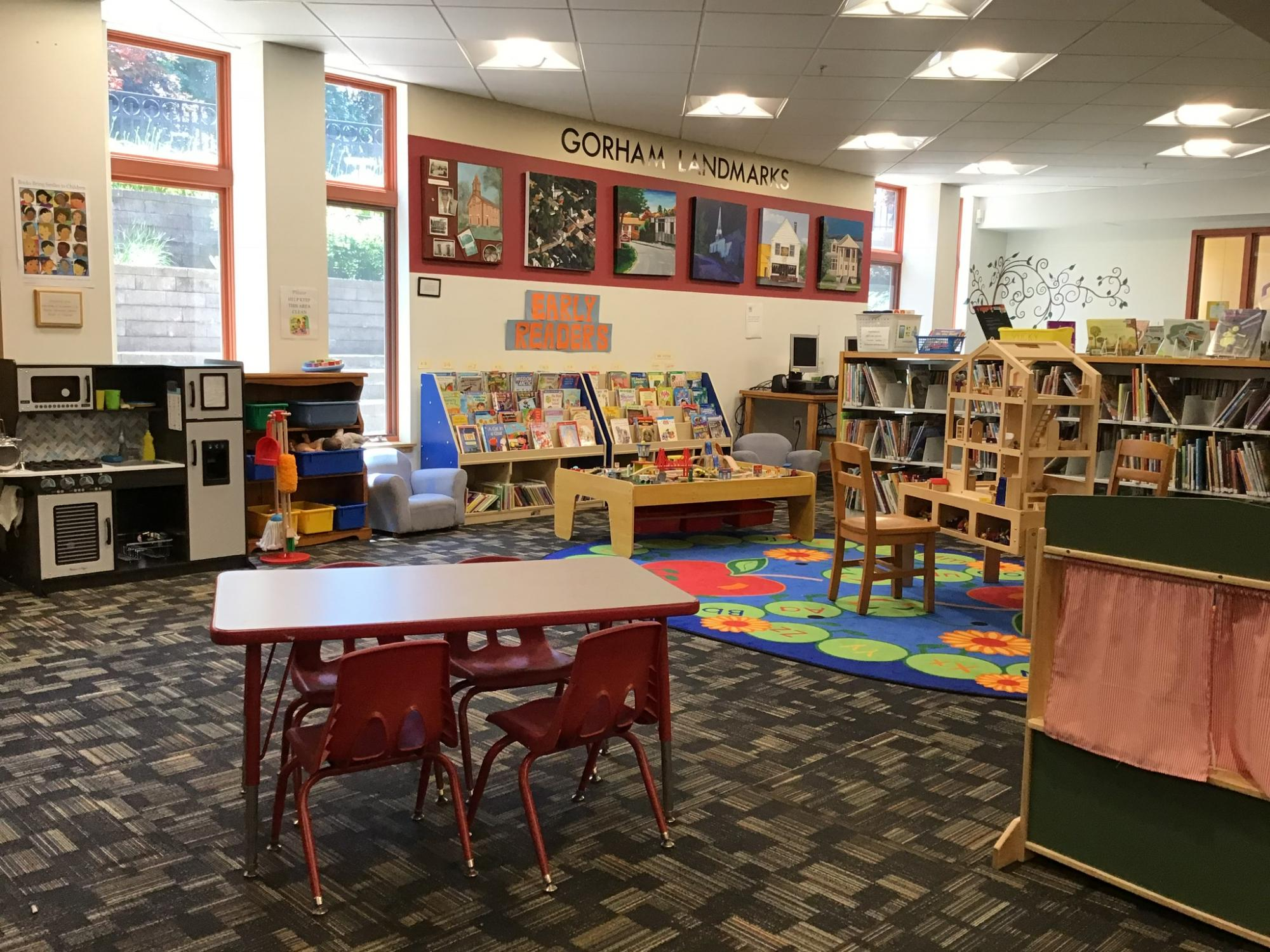 Family Engagement Area
