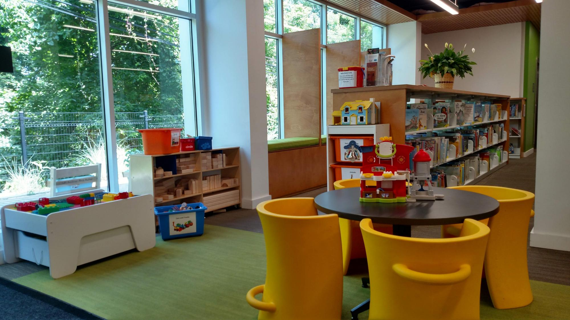Early Learning area of CLP-Beechview