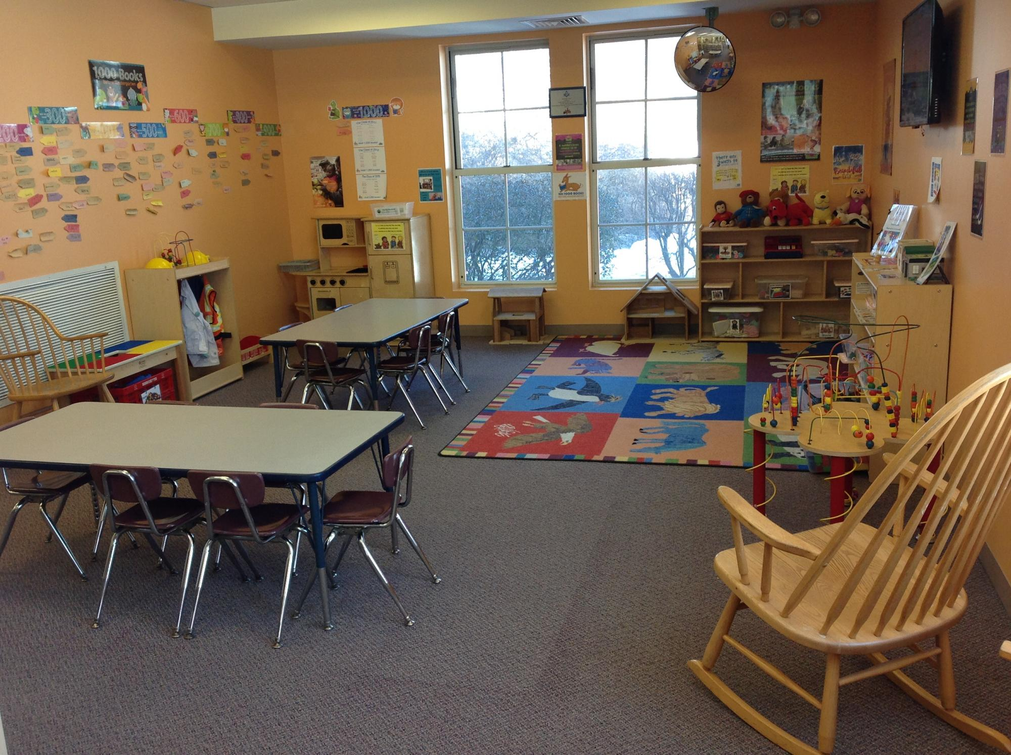 Early Childhood Space--Derry Public Library