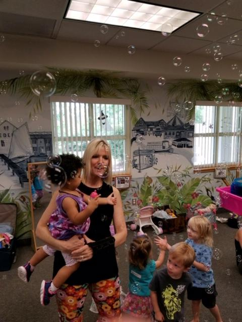 Family Place at the Hobe Sound library