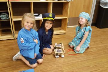 Dramatic Play- Discover With Me Workshop