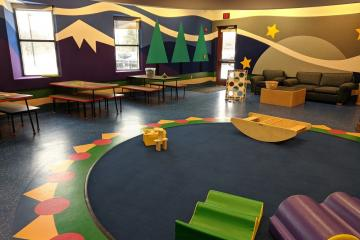 Play Group Set Up