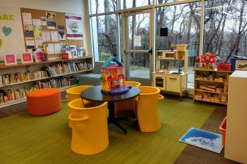Early Learning space CLP-Beechview