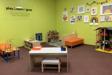 Play-Learn-Grow Early Learning Space
