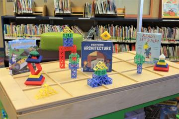 Early Learning Building Area