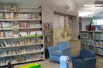 Family Place Parenting and Baby Book Collection at Radnor Memorial Library