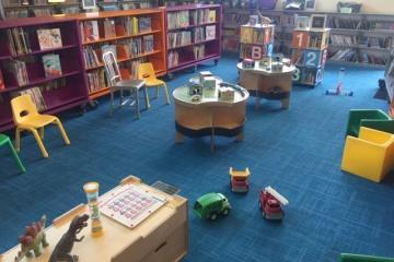 CLP - Squirrel Hill Library