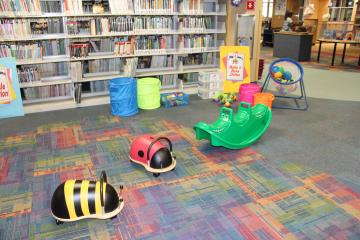 Early Learning Workshop - Play Area